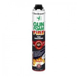 Pianka p.poż - GUNFOAM FIRE 750ML OGNIOCHRONNA